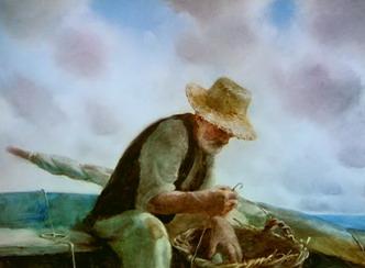 Рецензия на фильм старик и море